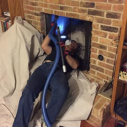 Fireplace Cleaners in Austin, TX
